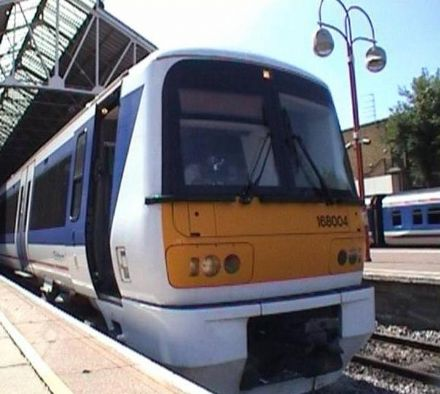 04. London Marylebone to Princes Risborough via Aylesbury